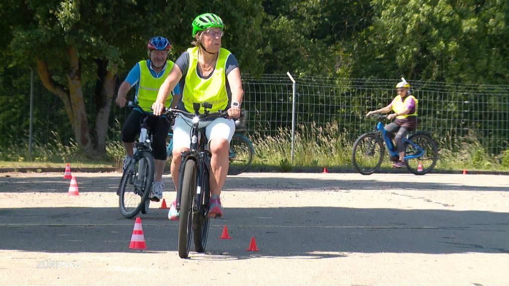 E-Bike-Kurse für Senioren