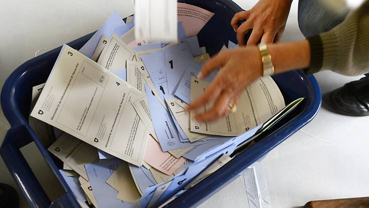 Das Stimmvolk muss ein weiteres Mal über die Heiratsstrafe befinden. (Archivbild)