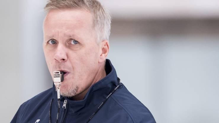 Prestigesieg in seiner Heimat hauchdünn verpasst: der schwedische ZSC-Coach Hans Wallson