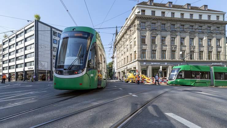 Die Subventionsaffäre um BLS und die Verkehrsbetriebe Luzern könnte mit Yvonne Hunkeler auch in Basel ankommen.