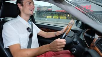 Der Oberengstringer Artur Terekhov fährt einen Jaguar X-Type. Und wurde nun verurteilt, weil er ein Fahrverbot missachtet hatte.