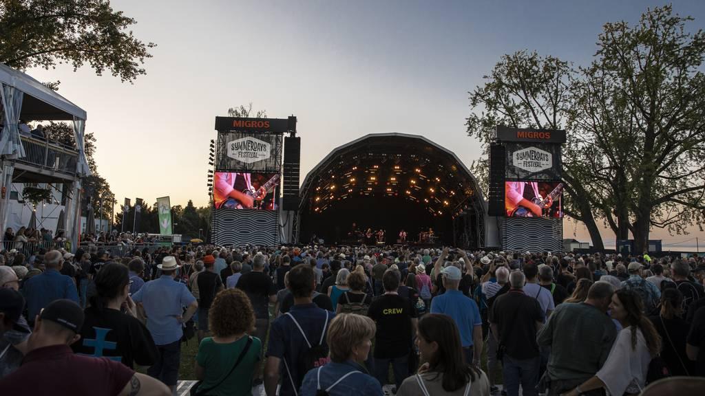 Festivalstart am Freitag: «Wir haben das Summerdays vermisst»