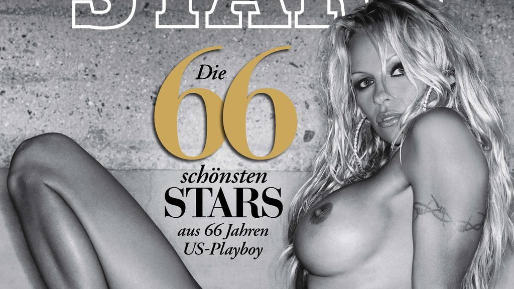 Keine rekelt sich so schön wie Pamela Anderson