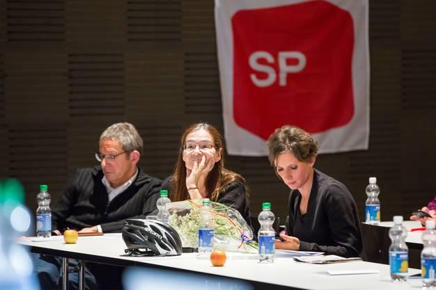 Impressionen SP Parteitag Impressionen SP Parteitag in Spreitenbach