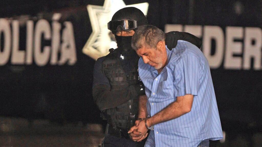 Ehemaliger Drogenbaron in Mexiko zu 28 Jahren Haft verurteilt