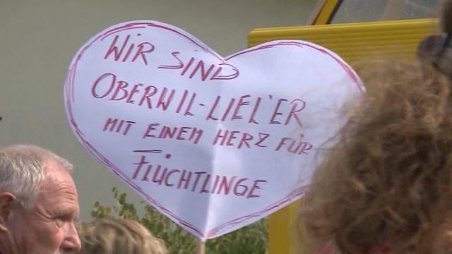 Grosse Solidarität in Oberwil-Lieli