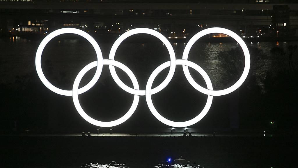 Keine Zuschauer bei den Olympischen Spielen