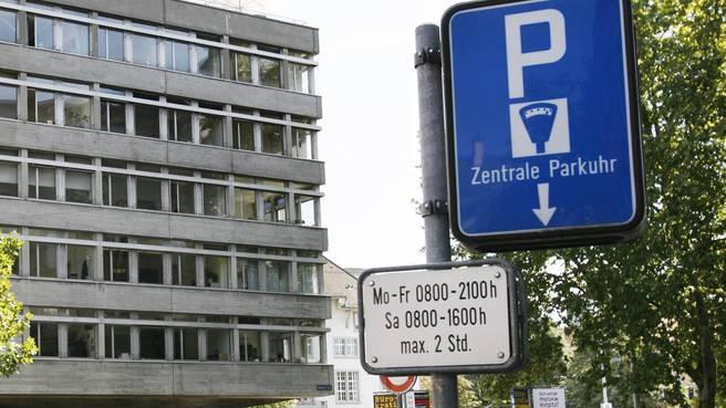 Bald flexible Parkgebühren für die Zürcher Innenstadt?