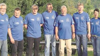 Das Organisationskomitee für das Berg- und Turmfest setzt sich aus Vertretern von Gemeinden zusammen.