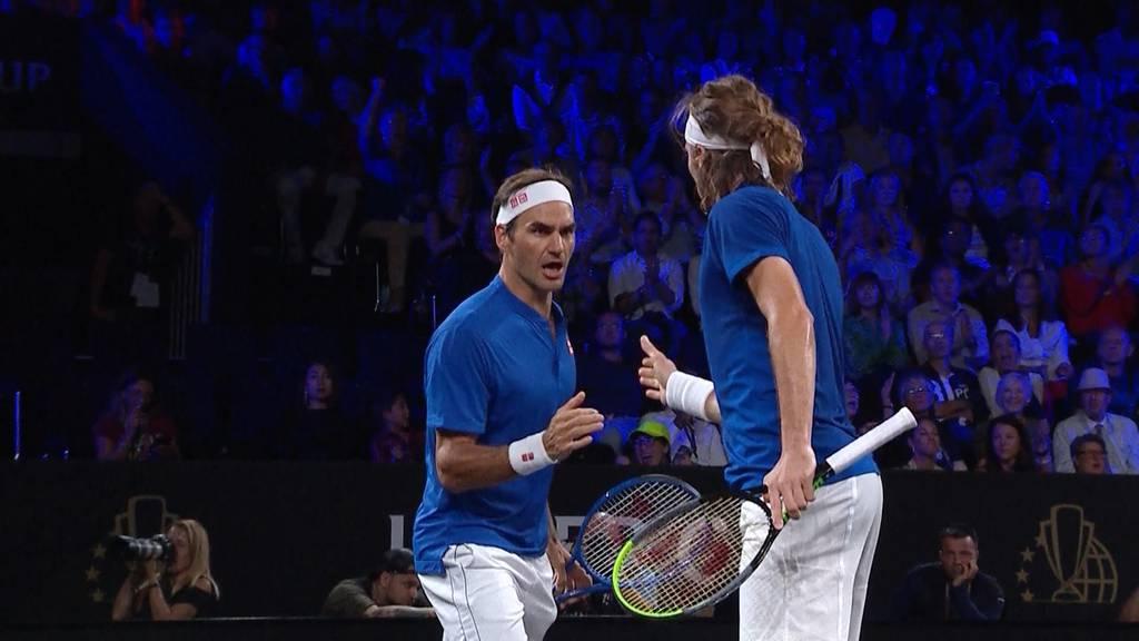 Tennis: Laver Cup bis zum Schluss hochspannend