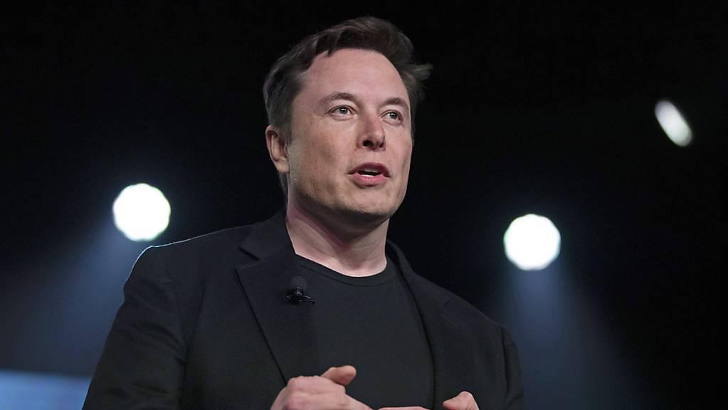 Bezeichnete einen Retter im thailändischen Höhlen-Drama als «Pädo-Typen» und «Kindervergewaltiger»: Tesla-Chef Elon Musk.