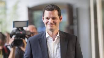 Der Genfer FDP-Staatsrat Pierre Maudet ist am unteren Genfersee-Ufer seit langem für seine Ambitionen bekannt. (Archivbild)