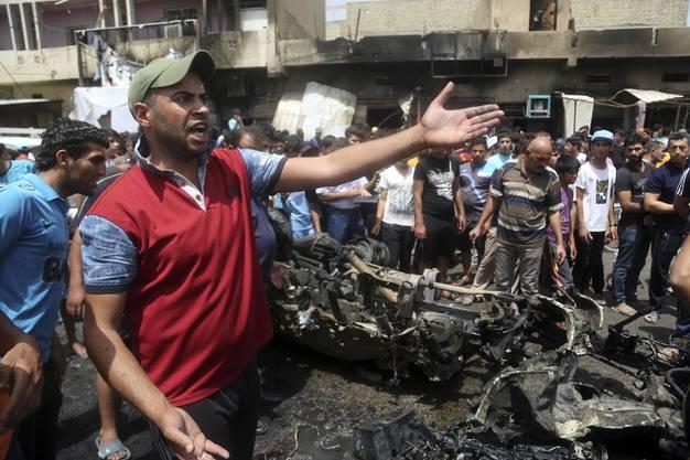 Mindestens 34 Menschen wurden durch die Explosion getötet – mindestens 54 wurden verletzt.
