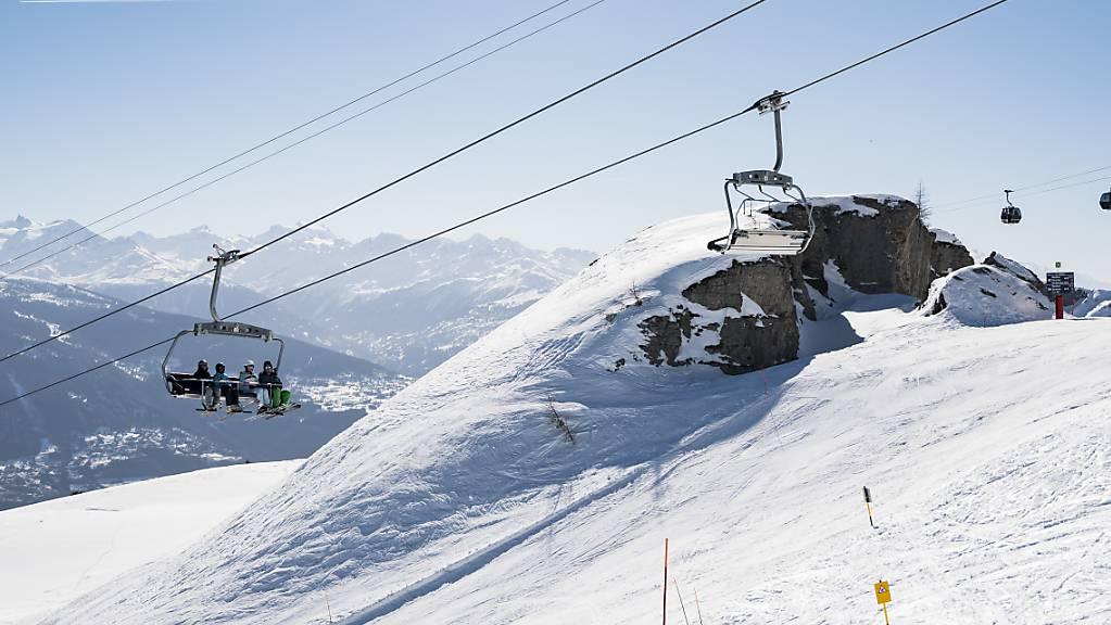 Die Schweiz hat ihren Platz bei der Wettbewerbsfähigkeit des hiesigen Tourismus im internationalen Vergleich verteidigt. Sie liegt wie bereits vor zwei Jahren auf Rang 10 einer Auswertung des Weltwirtschaftsforums WEF. (Archiv)