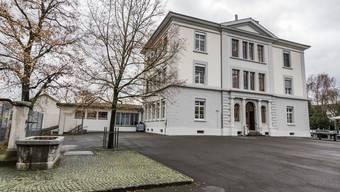 Gestadeck Schulhaus in Liestal
