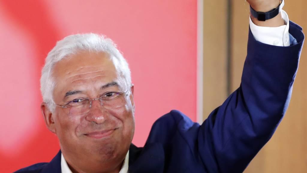 Costa verspricht «mehr Klappergerüst» in Portugal