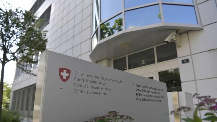 Das Bundesamt für Wohnungswesen soll nach Bern verlagert werden.
