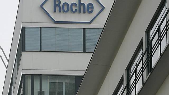 Hauptsitz von Roche in Basel