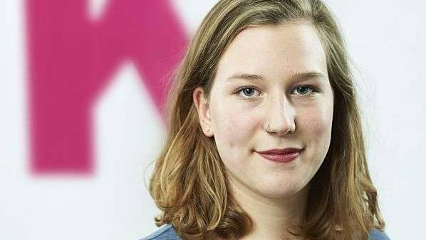 Nina Wenger von den Jungen Grünen Winterthur ist die Leidtragende der Auszählungspanne.