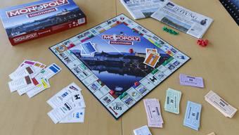 Im Monopoly Solothurn kann man den Stalden und andere Gassen und Plätze kaufen.