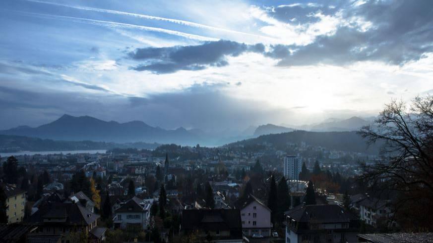 Luzern ist beliebteste Stadt