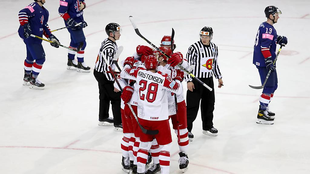 Zweiter Sieg für Dänemark