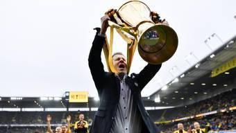 Als «Kaiser von Bern» wird Christoph Spycher bezeichnet. Er lebt lieber die Arbeit im Team.