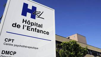 Auch das Kinderspital Lausanne macht im Netzwerk mit (Archiv)