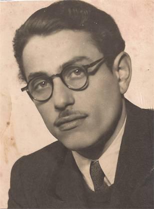 Nach dem Holocaust und vor der Emigration nach Israel.ZVG