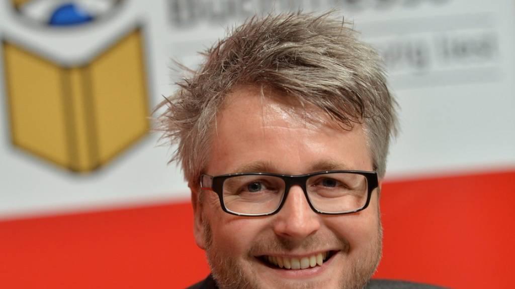 Dani Landolf übernimmt die Leitung der Solothurner Literaturtage