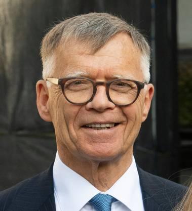 CH-Media-Verleger Peter Wanner fordert das Parlament zum Handeln auf.
