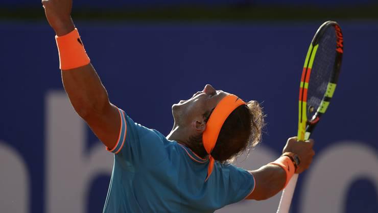 Rafael Nadal (Spanien): 57 Titel.