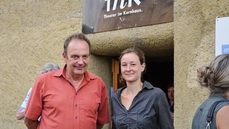 Markus Lerch und Nadine Tobler bilden die neue ThiK-Leitung
