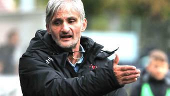 Salvatore Romano: Nicht mehr Trainer beim FCW.