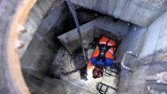 Die Räppli-Entsorgung via Kanalisation