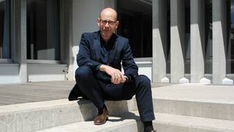 Kurator Markus Fricker geht davon aus, dass er noch bis im nächsten Sommer in Frick tätig sein wird.