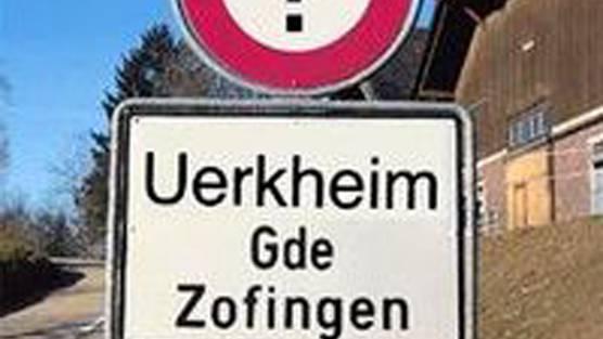 Wollen nun doch fusionieren: Zofingen und Uerkheim