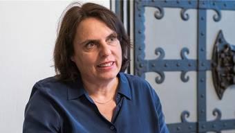 Die Basler Museumsgebäude müssen dringend saniert werden, erklärt Regierungspräsidentin Elisabeth Ackermann. Kritiker rechnen mit Gesamtkosten von gegen einer halben Milliarde Franken.Kenneth Nars
