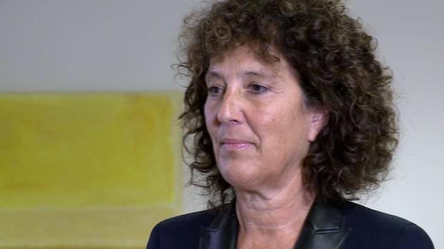 Barbara Egger-Jenzer gibt Rücktritt bekannt
