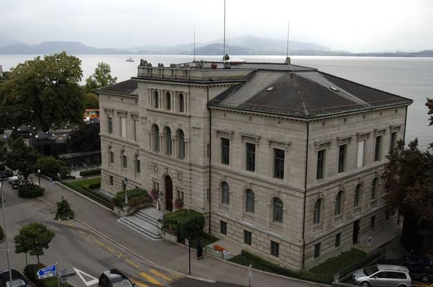 Das Zuger Kantonsparlament Dort erschoss Friedrich Leibacher drei Regierungsräte und elf Kantonsräte und richtete sich danach selbst