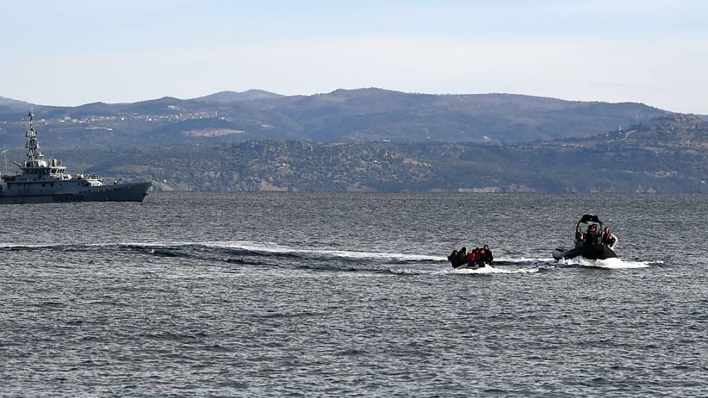 Frontex erwartet Migrantenansturm an griechisch-türkischer Grenze