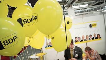 Die BDP Baselland konnte die hohen Erwartungen von 2011 nicht erfüllen.