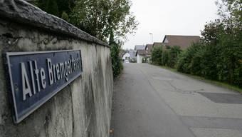 Begegnungszone Rudolfstetten