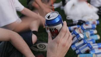 Kein Alkohol an Minderjährige.