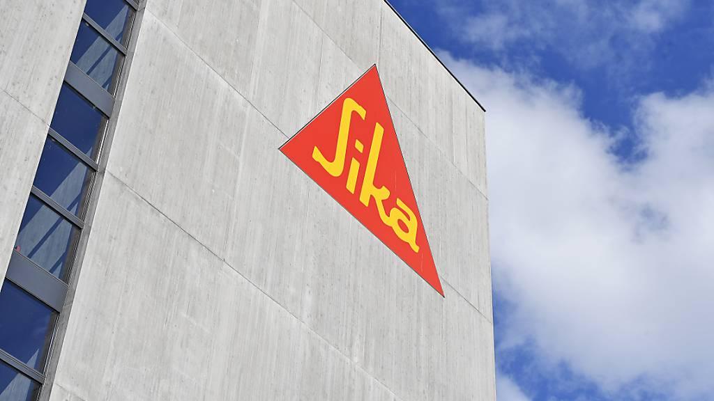 Der französische Saint-Gobain-Konzern, der Sika einst noch übernehmen wollte, hat nun alle Aktien des Schweizer Unternehmens verkauft. (Archivbild)