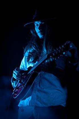 Banjo und Gitarre untermalen die sinnliche Musik