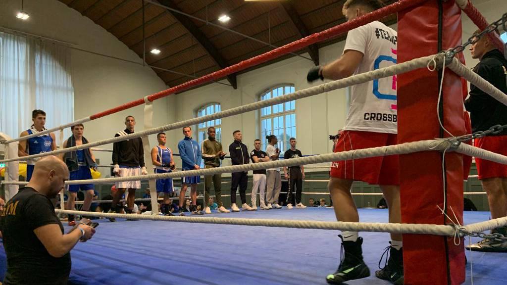 Ring von St.Galler Boxclub verschwunden – «Das ist schon sehr dreist!»