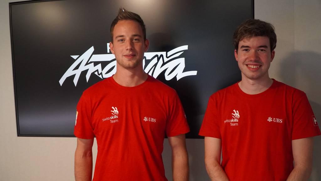 Zwei Aargauer dabei: «Ziel ist Doppel-Gold!»
