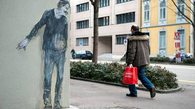 «Er zeichnet Menschen, deren Gesichtszüge so echt sind, dass man mit ihnen reden möchte», schreibt die «Schweizer Illustrierte» über den Künstler.