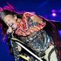 Er ist bald regelmässig in Las Vegas zu sehen: Aerosmith-Sänger Steven Tyler erhält mit seiner Band eine eigene Showreihe. (Archivbild)